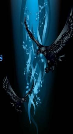 Black Birds Wallpaper