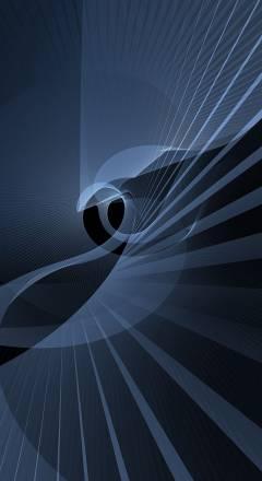 Black Curve Wallpaper