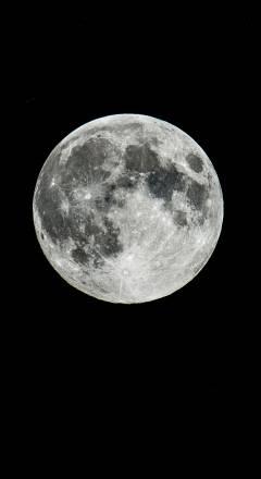 Iphone Moon Wallpaper