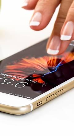 Iphone Smartphone Wallpaper